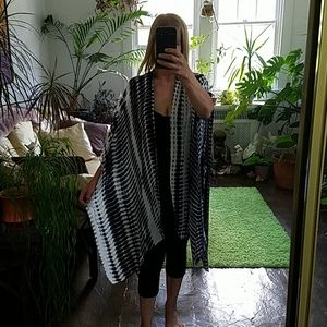 Versatile scarf/beach wrap